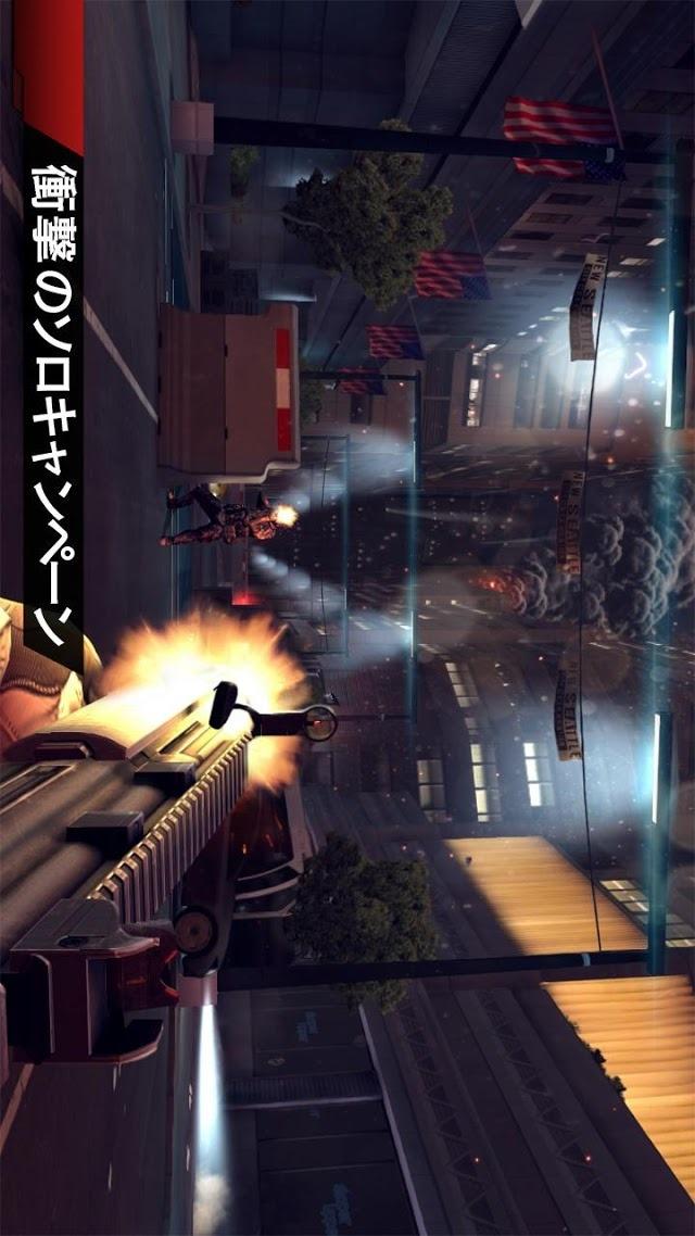 モダンコンバット4:Zero Hourのスクリーンショット_4