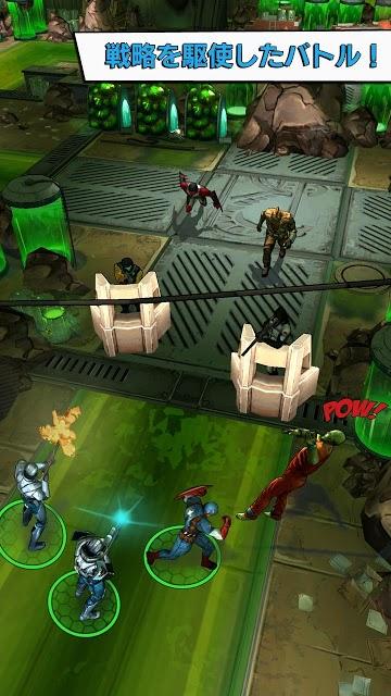 キャプテン・アメリカ:ウィンター・ソルジャー – 公式ゲームのスクリーンショット_3