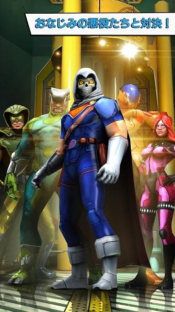 キャプテン・アメリカ:ウィンター・ソルジャー – 公式ゲームのスクリーンショット_4