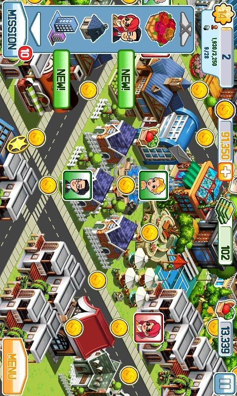 Little Big Cityのスクリーンショット_1