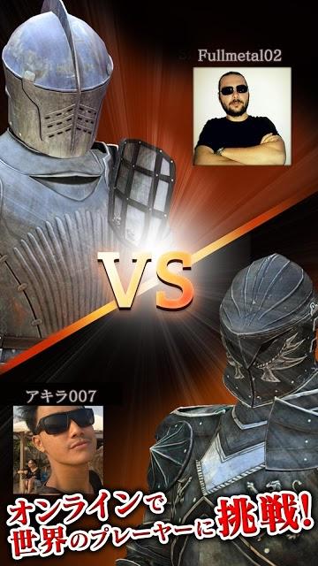 Rival Knights~最後の騎士~のスクリーンショット_5