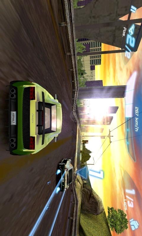 アスファルト6:Adrenalineのスクリーンショット_5