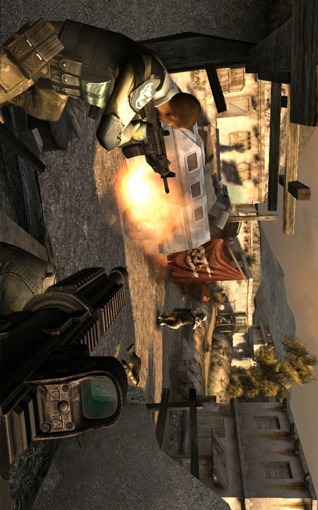 モダンコンバット3:Fallen Nationのスクリーンショット_4