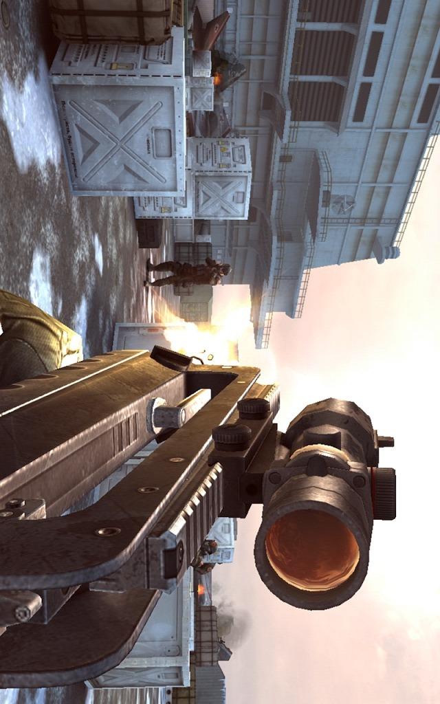 モダンコンバット3:Fallen Nationのスクリーンショット_5