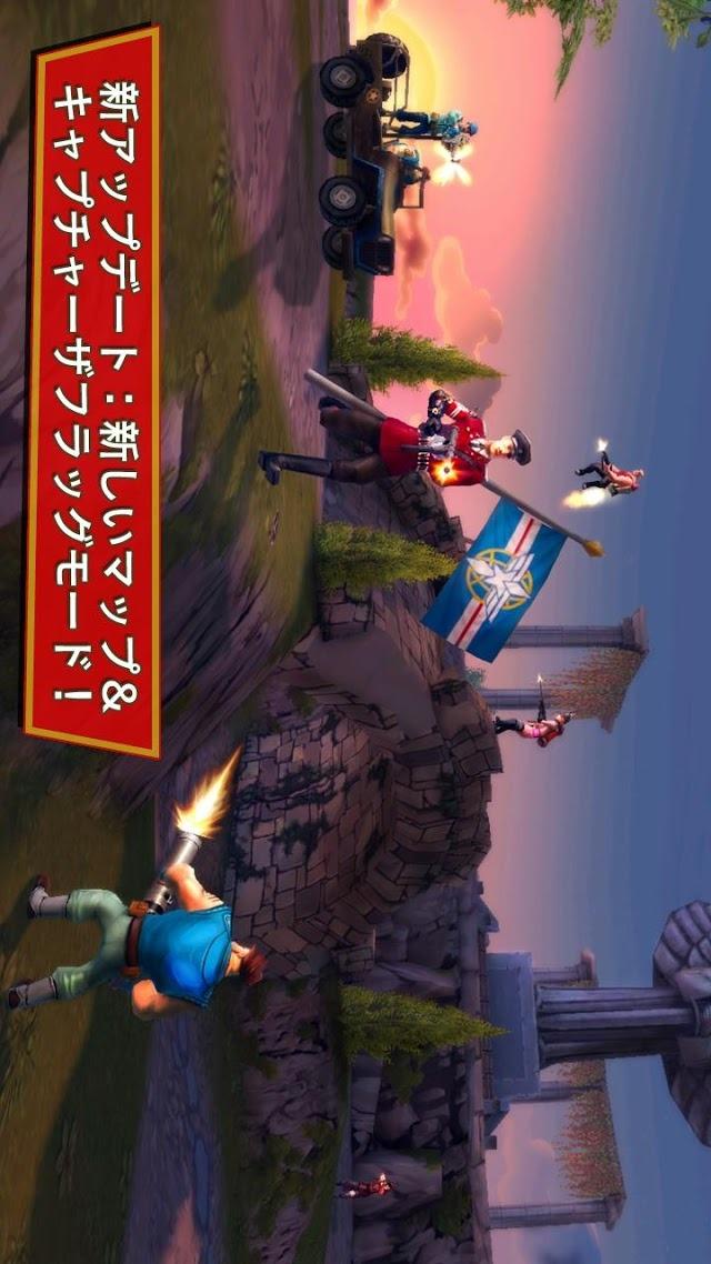 ブリッツ・ブリゲード - オンラインFPS!のスクリーンショット_1