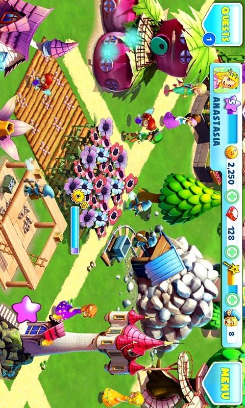 Fantasy Townのスクリーンショット_2