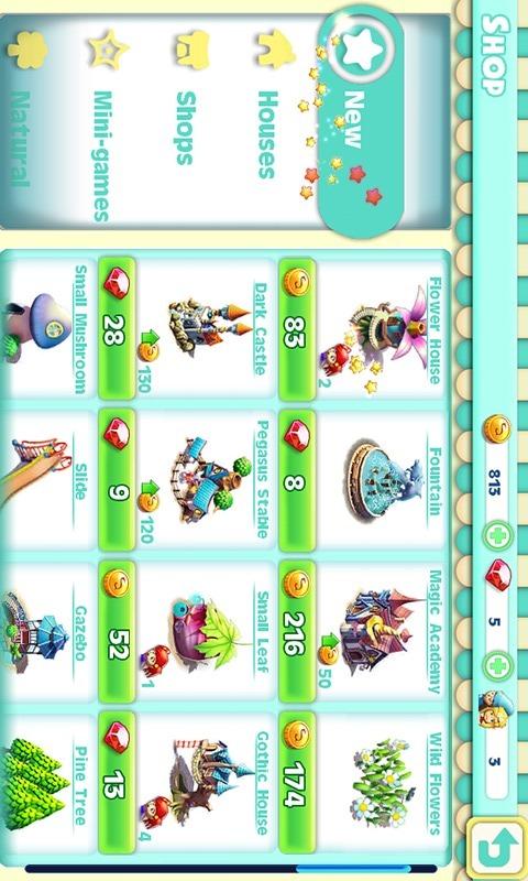 Fantasy Townのスクリーンショット_5