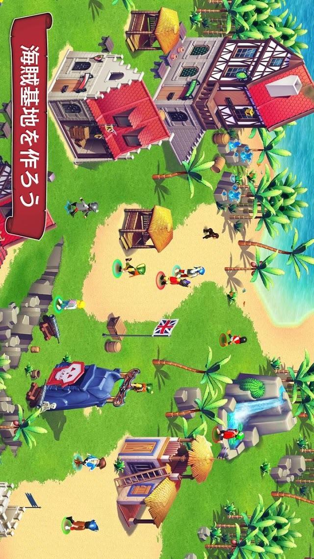 PLAYMOBIL Piratesのスクリーンショット_2