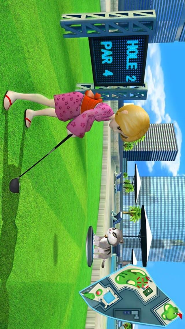 レッツ!ゴルフ 3のスクリーンショット_2