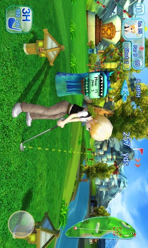レッツ!ゴルフ 3のスクリーンショット_3