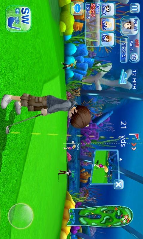 レッツ!ゴルフ 3のスクリーンショット_4