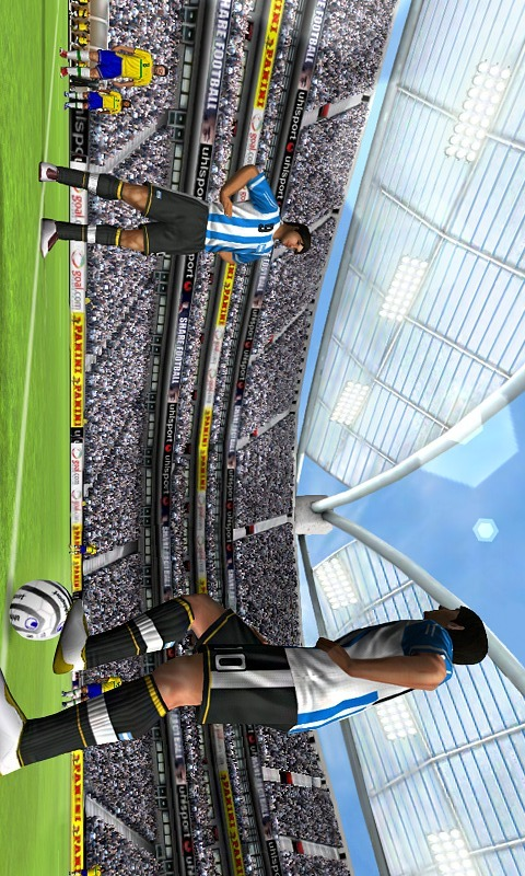 リアルサッカー2012のスクリーンショット_4