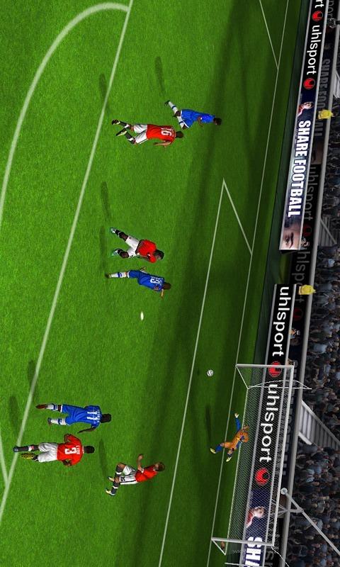 リアルサッカー2012のスクリーンショット_5