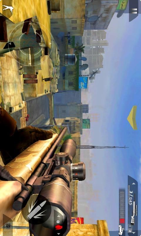 モダンコンバット2:Black Pegasusのスクリーンショット_1
