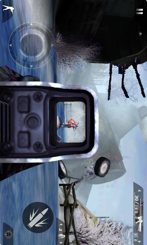 モダンコンバット2:Black Pegasusのスクリーンショット_2