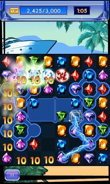 Diamond Twister 2 Freeのスクリーンショット_1