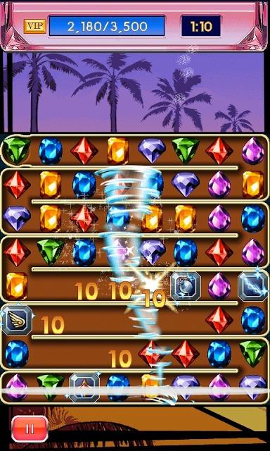 Diamond Twister 2 Freeのスクリーンショット_2