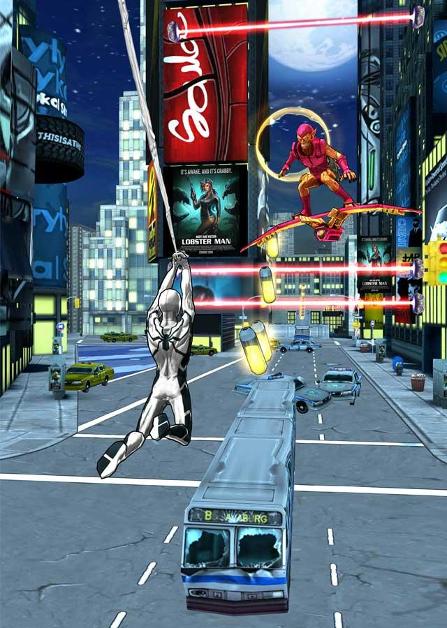 スパイダーマン・アンリミテッドのスクリーンショット_4
