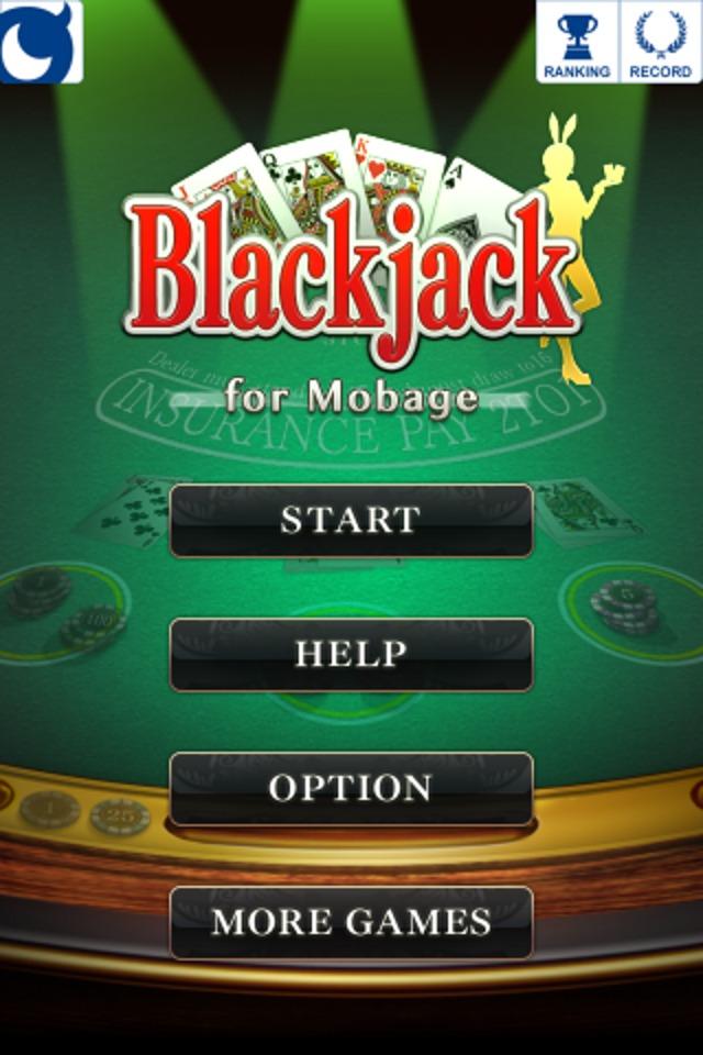 ブラックジャック[本格カジノゲーム]のスクリーンショット_2