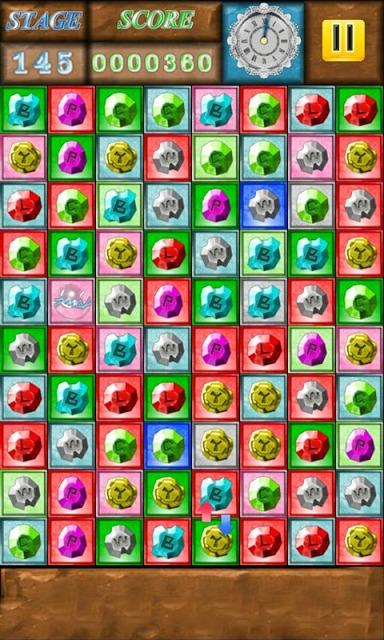Jewels Stoneのスクリーンショット_2