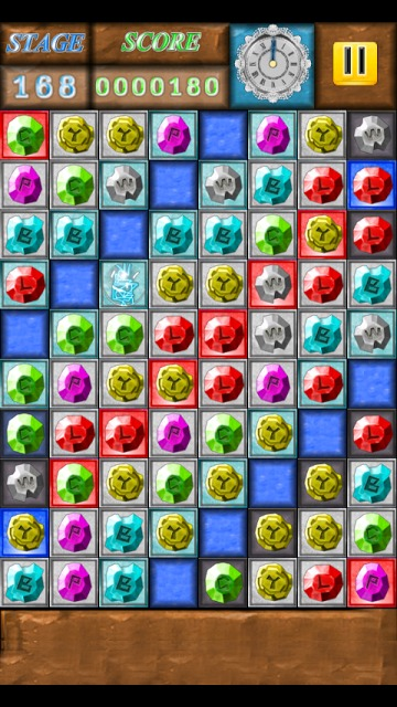 Jewels Stone2のスクリーンショット_3