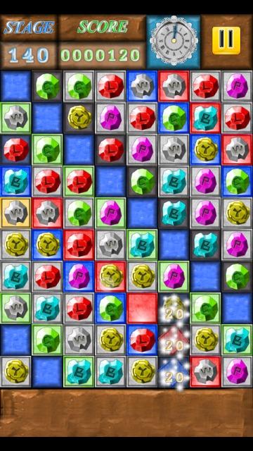 Jewels Stone2のスクリーンショット_4
