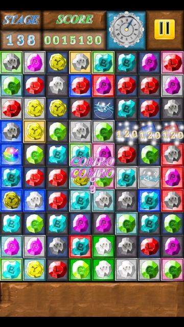 Jewels Stone2のスクリーンショット_5