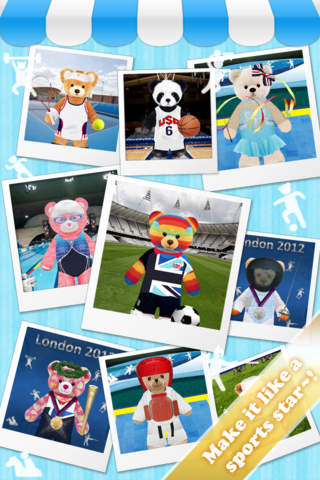 Teddy Bear Maker - Sports Editionのスクリーンショット_4