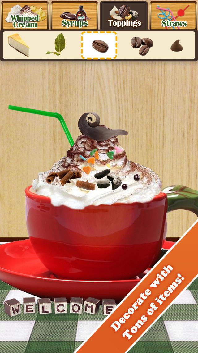 Coffee Maker for Kidsのスクリーンショット_3