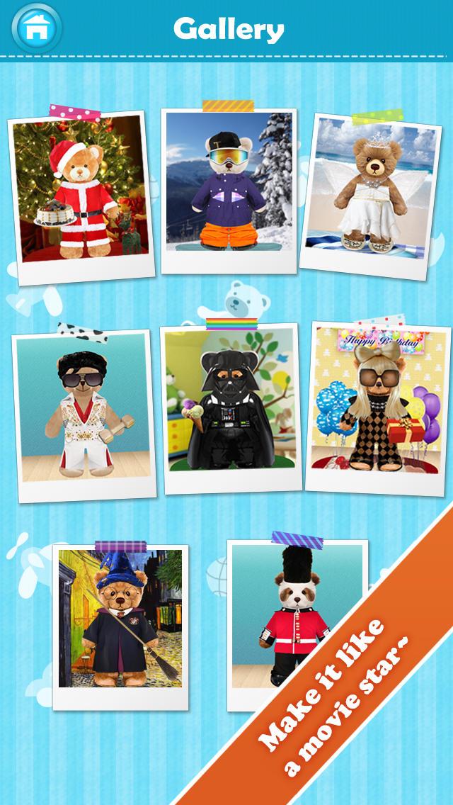Teddy Bear Maker for Kidsのスクリーンショット_2