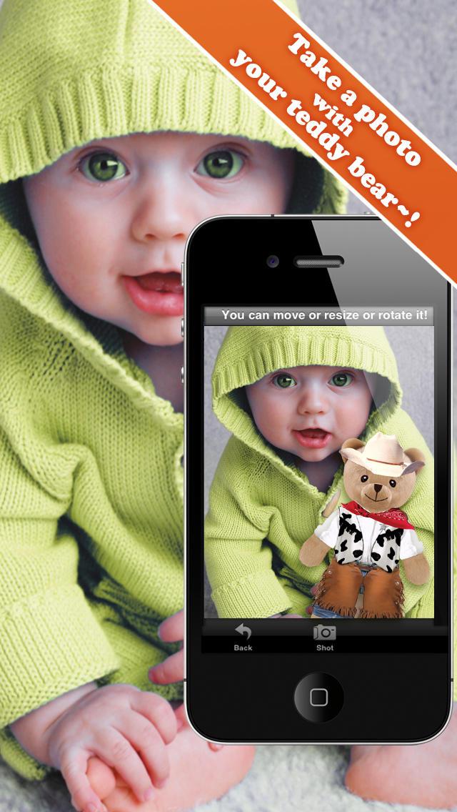 Teddy Bear Maker for Kidsのスクリーンショット_3