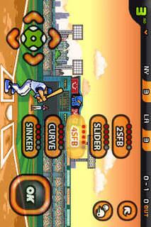 9 Innings: Pro Baseballのスクリーンショット_2