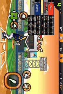 9 Innings: Pro Baseballのスクリーンショット_3