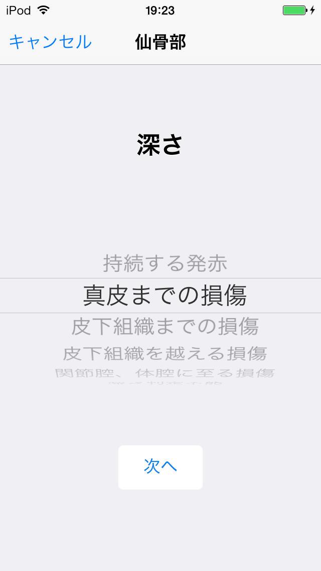 褥瘡ナビのスクリーンショット_3