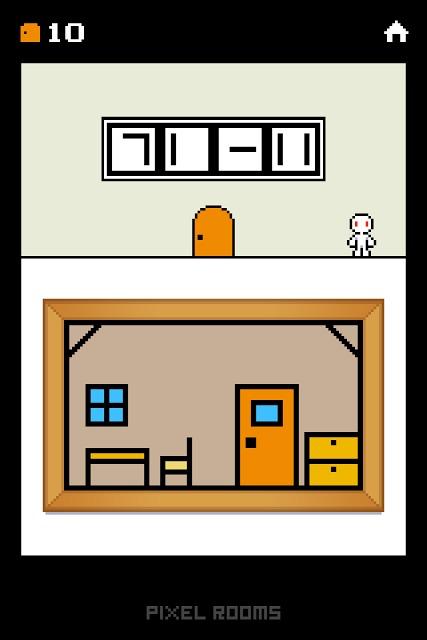 脱出ゲーム ピクセルルームのスクリーンショット_2