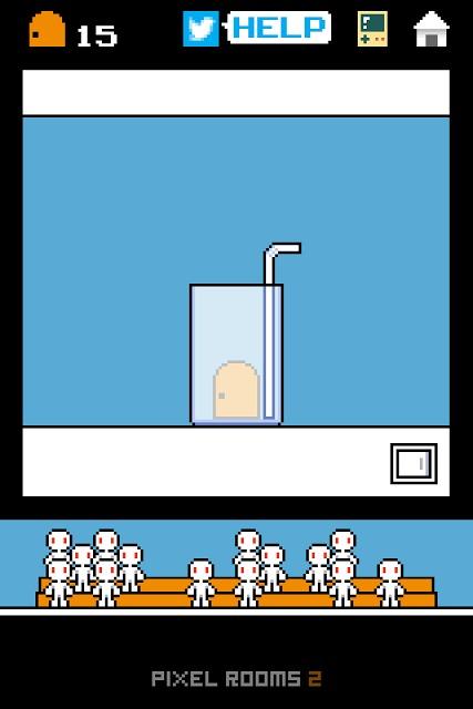 脱出ゲーム ピクセルルーム2のスクリーンショット_3