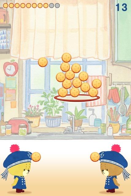 やまもりクッキー - がんばれ!ルルロロのスクリーンショット_2