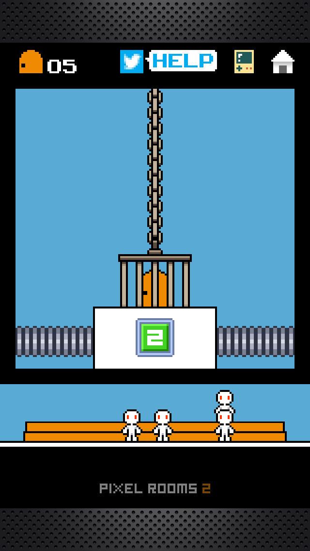 脱出ゲーム ピクセルルーム2のスクリーンショット_2