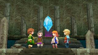 Final Fantasy IIIのスクリーンショット_4