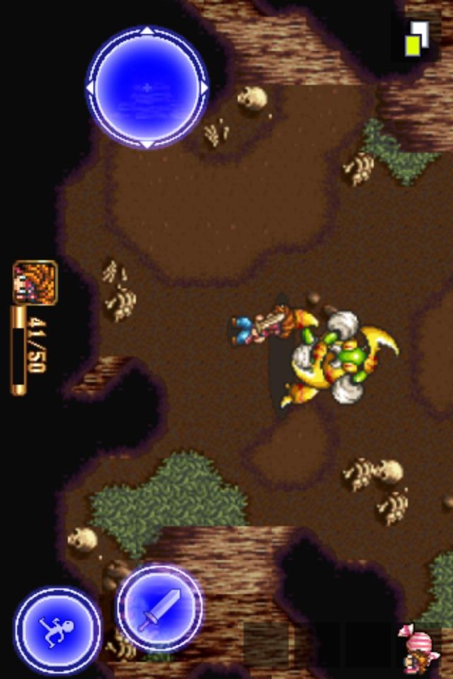 聖剣伝説2のスクリーンショット_4