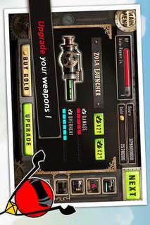Zolaman Robot Gunz Liteのスクリーンショット_2
