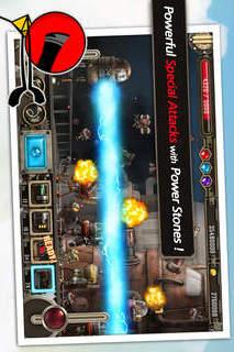 Zolaman Robot Gunz Liteのスクリーンショット_3