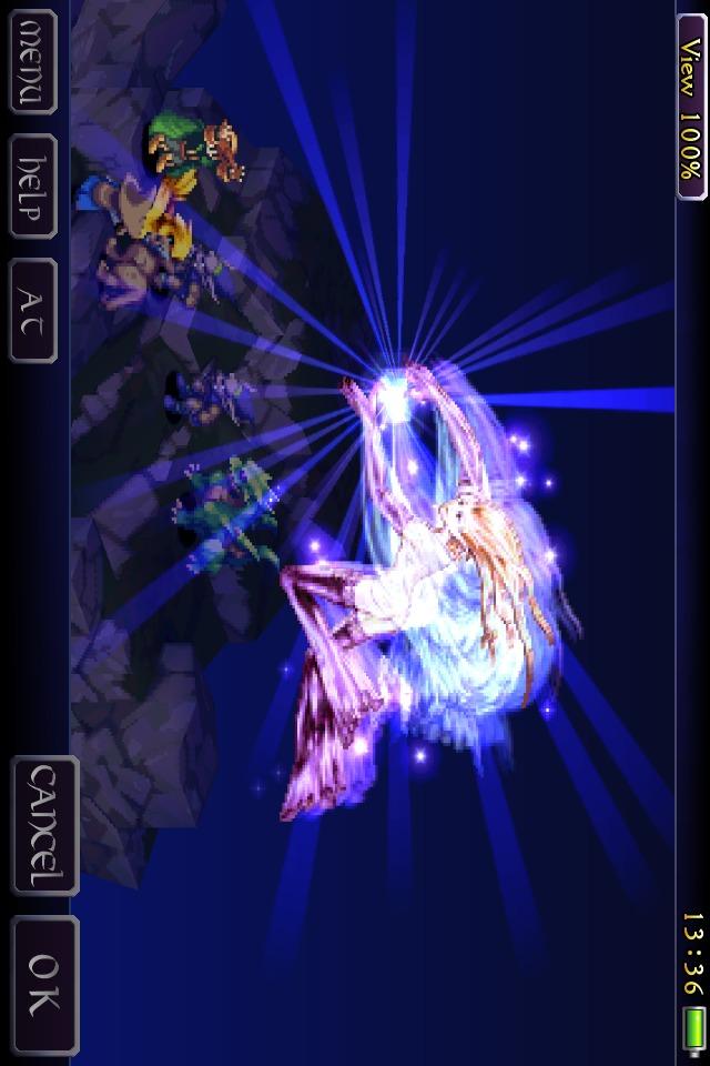 FINAL FANTASY TACTICS 獅子戦争のスクリーンショット_4