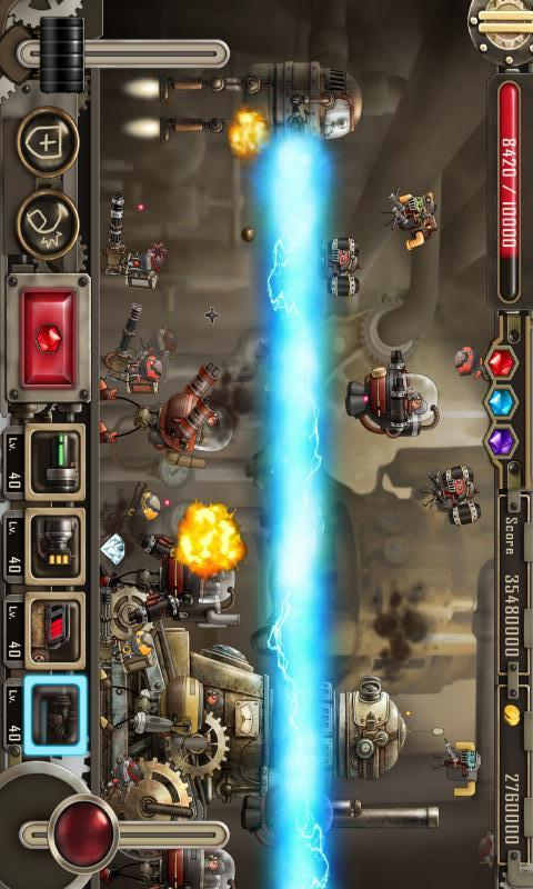 Zolaman Robot Gunz HDのスクリーンショット_3