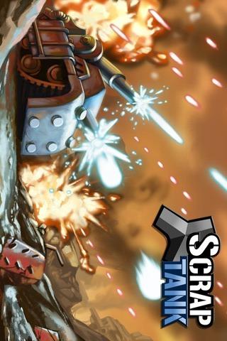 Scrap Tank : Armed Defenderのスクリーンショット_1