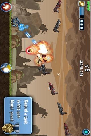 Scrap Tank : Armed Defenderのスクリーンショット_2