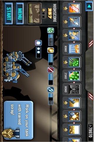 Scrap Tank : Armed Defenderのスクリーンショット_5