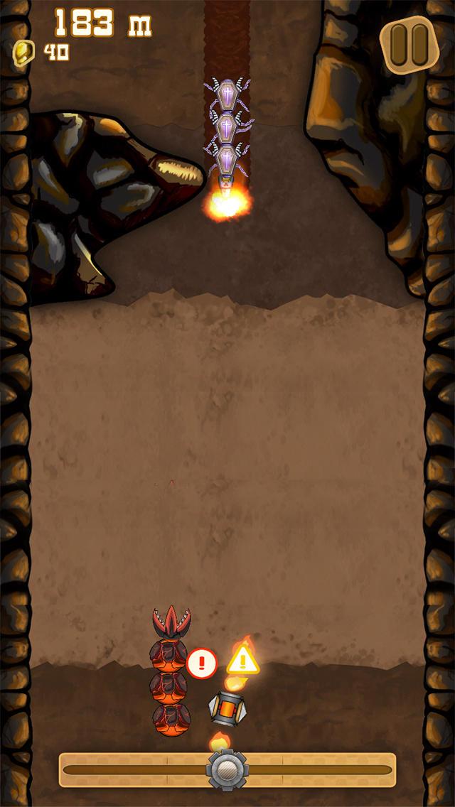 Gold Diggers (골드 디거)のスクリーンショット_3