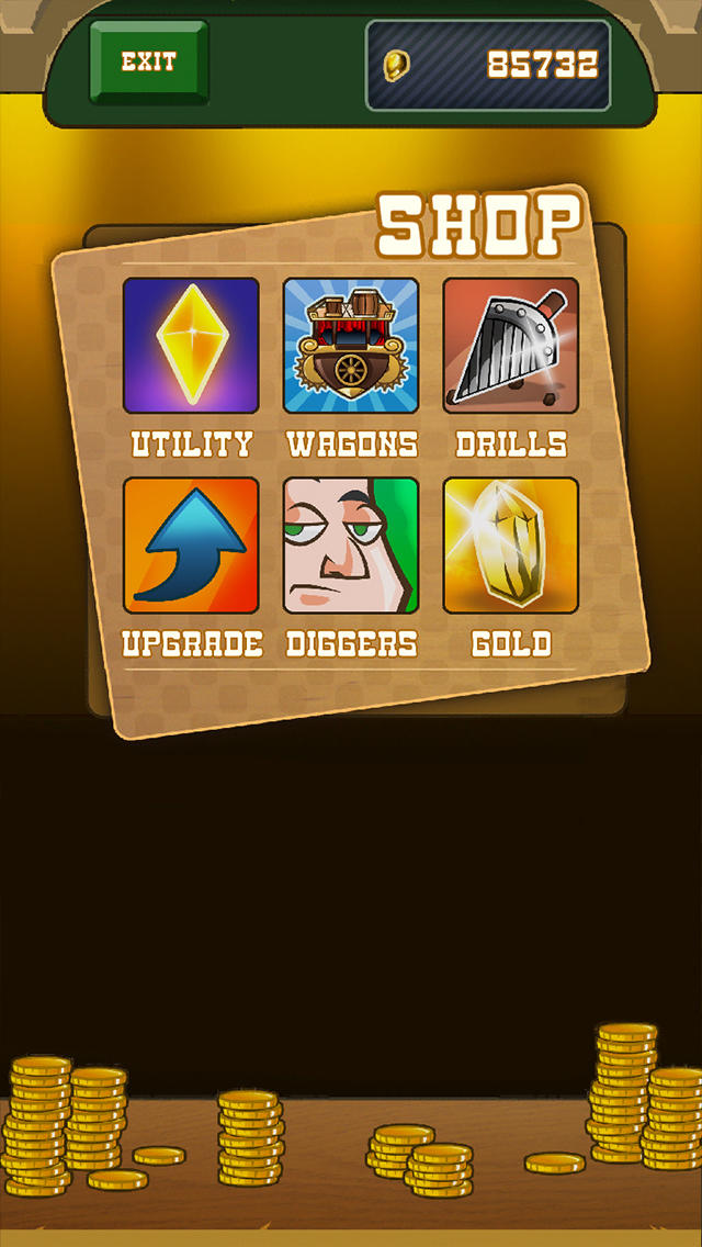 Gold Diggers (골드 디거)のスクリーンショット_4