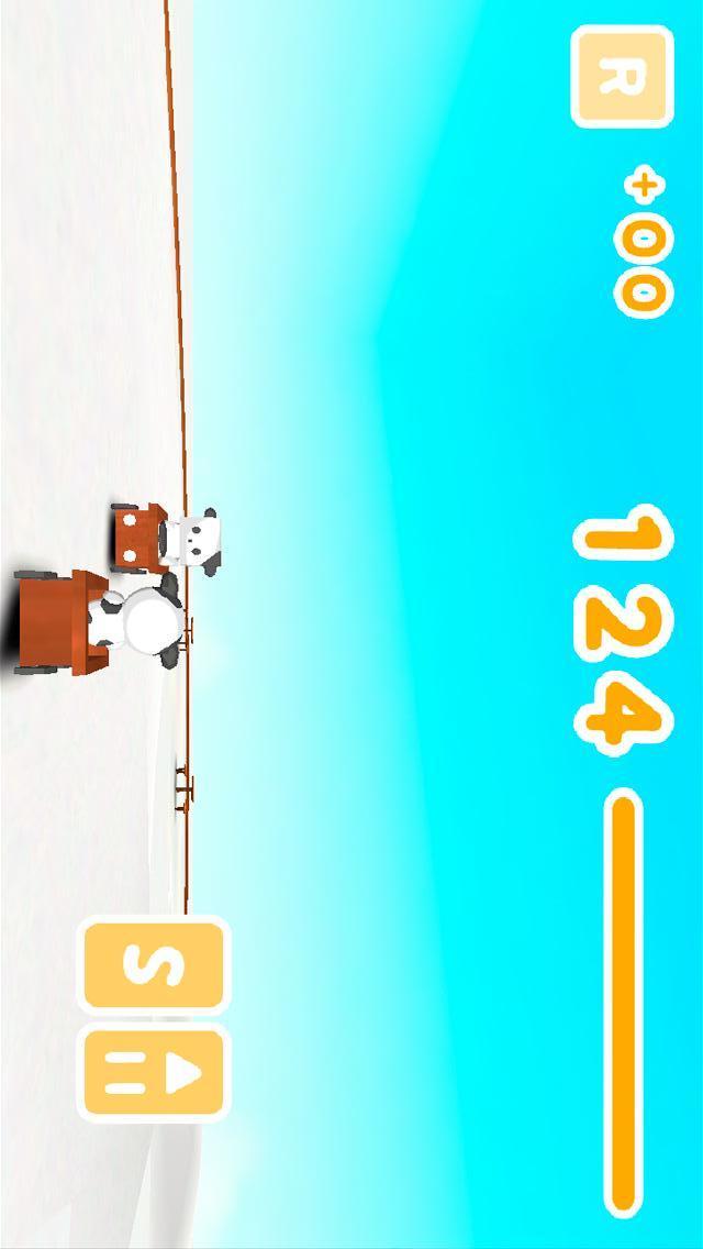 MilDel-F -無料で3Dの雪合戦シューティングゲーム-のスクリーンショット_3